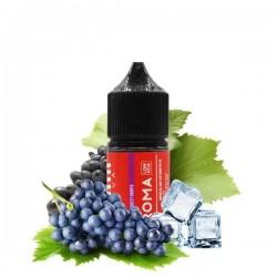 3x Fcukin' Flava Concentré Freezy Grapes LOW MENTHOL 30ML