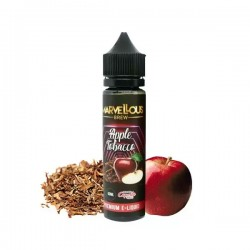 2x Apple Tobacco 50ML