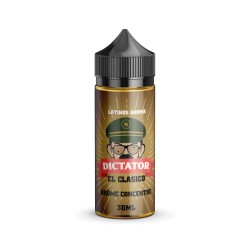 3x Concentré DICTATOR El Clasico 30ML