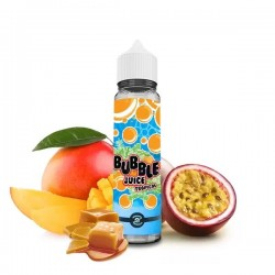 2x Bubble Juice Tropical 50ML