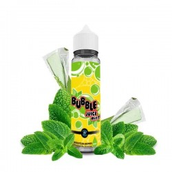 4x Bubble Juice Mint 50ML