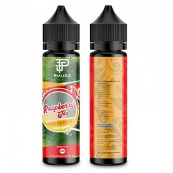 2x PHAT JUICE RASPBERRY TEA 50ML