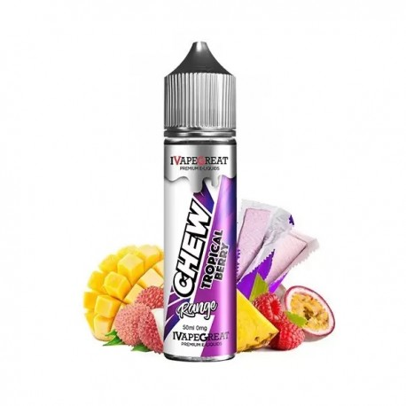3x IVG Chew Tropical Berry 50ML