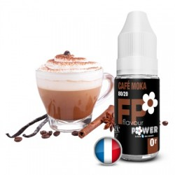 10x CAFÉ MOKA 80/20 10ML
