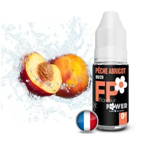 FLAVOUR POWER PÊCHE ABRICOT 10ML