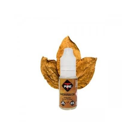 Sel de Nicotine Morrison 10ml - Pure T