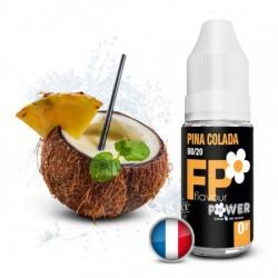 10x PINA COLADA 80/20 10ML