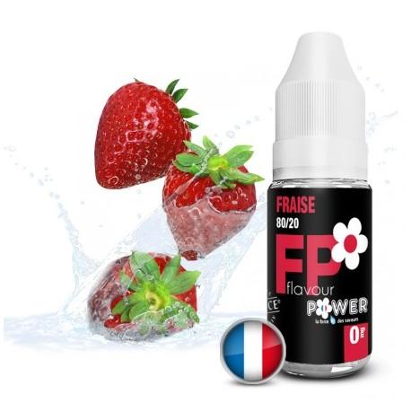 FLAVOUR POWER FRAISE 10ML