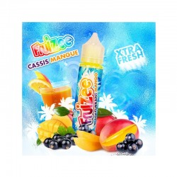 4x CASSIS MANGUE 50ML