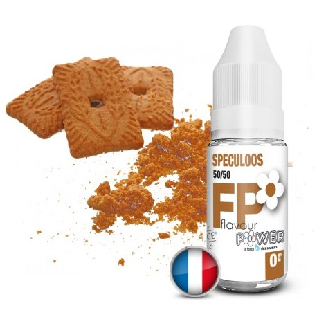 FLAVOUR POWER SPECULOOS 50/50 10ML