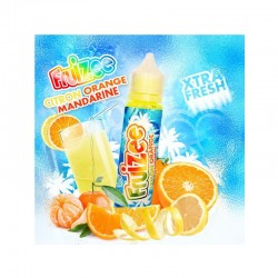 4x CITRON ORANGE MANDARINE 50ML