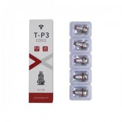 Résistance Invader GT T-P3 Coil 0.8Ω (5pcs)