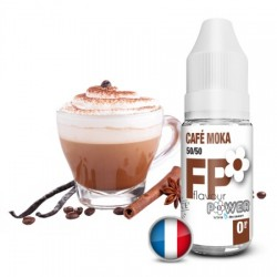 10x CAFÉ MOKA 50/50 10ML