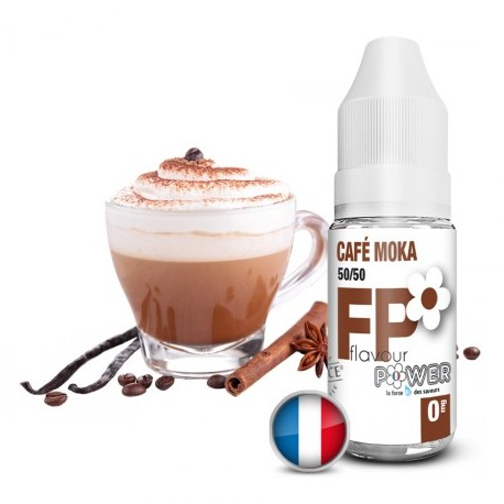 FLAVOUR POWER CAFÉ MOKA 50/50 10ML