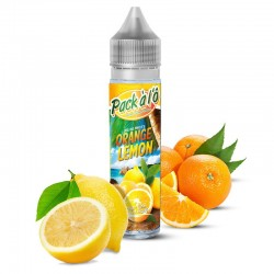 2x ORANGE LEMON V2 50ML