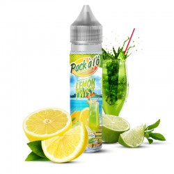2x LEMON TWIST V2 50ML
