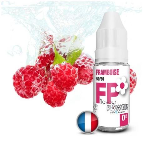 FLAVOUR POWER FRAMBOISE 50/50 10ML
