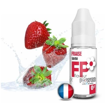 FLAVOUR POWER FRAISE 50/50 10ML