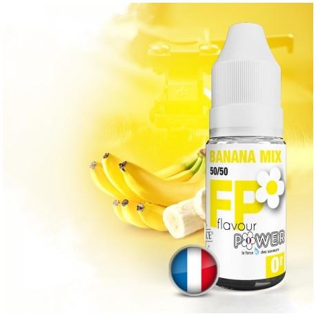 FLAVOUR POWER BANANA MIX 50/50 10ML