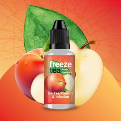 Concentré Freeze Tea Ice Tea Pomme & Infusion 30ml
