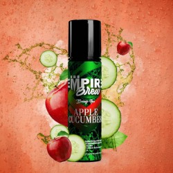 3x EMPIRE Brew APPLE CUCUMBER 50ML