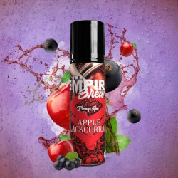 3x EMPIRE Brew APPLE BLACKCURRANT 50ML