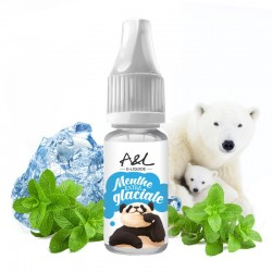 10x MENTHE EXTRA GLACIALE 10ML