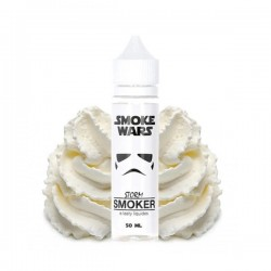 2x SMOKE WARS Storm Smoker 50ML