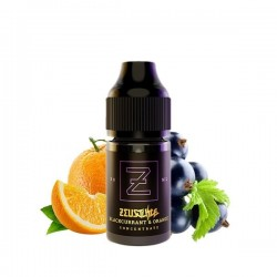 2x Concentré Blackcurrant and Orange 30ML