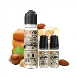 4x Old Nuts 40ML + 8 Boosters 10ML