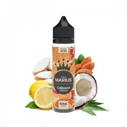 2x Chez Marius Calisson Citron 50ML