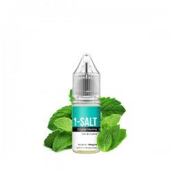 10x One Salt Crystal Menthe 10ML