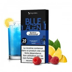 12x Cartouches WPOD Blue Alien 1ML