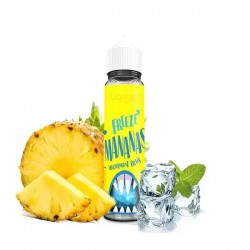 3x Freeze Mananas 50ML
