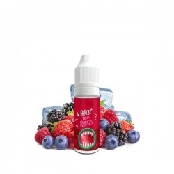 10x Freeze Fruits Rouges 10ML