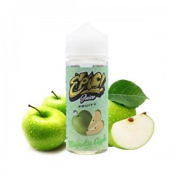 2x Majestic Apple 100ML