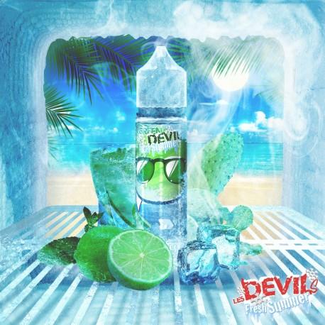 Les Devils AVAP Green Devil Fresh Summer 50ml