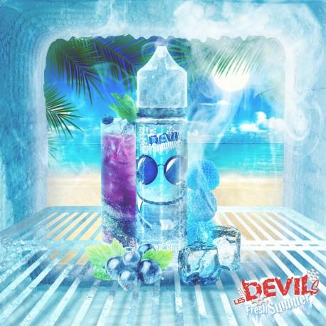 Les Devils AVAP Blue Devil Fresh Summer 50ml