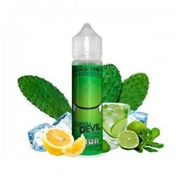 3x Green Devil 50ML