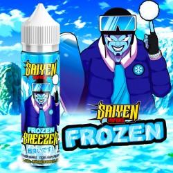 4x Frozen Breezer 50ML