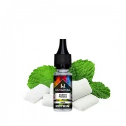 10x Bubble Menthe 10ML