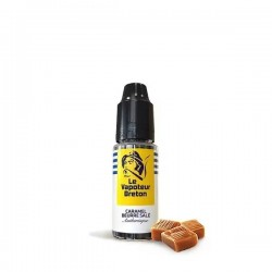Authentique Caramel Au Beurre Salé 10ml