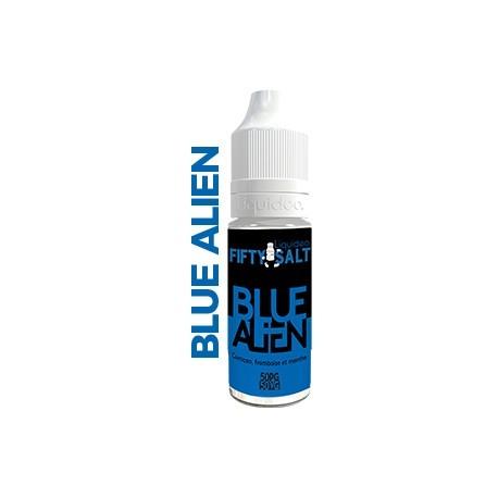 Blue Alien FIFTY SALT 10ml - Liquideo