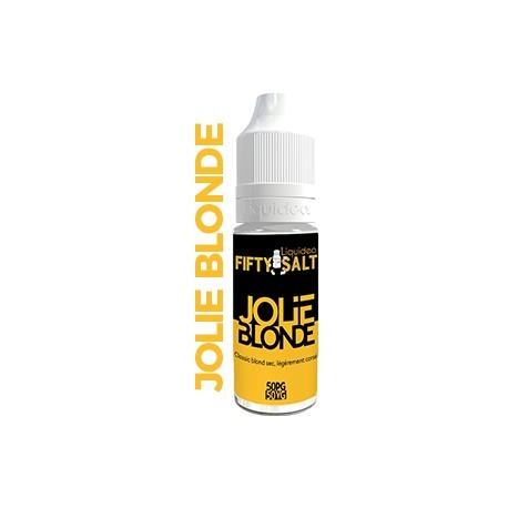 Classic Jolie Blonde FIFTY SALT 10ml - Liquideo