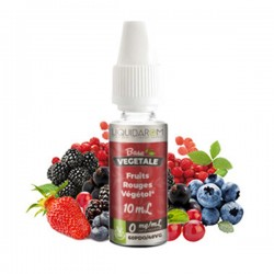 Base Végétale Fruits Rouges Végétol® 10ml