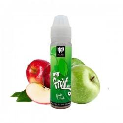 2x My Fruit Mix Deux Pommes 50ML