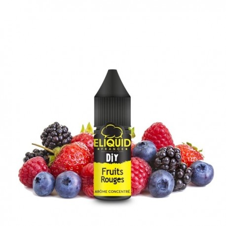 Concentré ELIQUID FRANCE Fruits Rouges 10ml