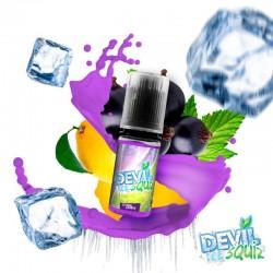 10x DEVIL SQUIZ Citron Cassis ICE 10ML