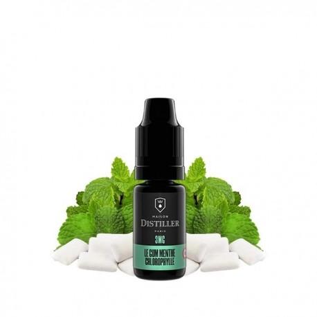 10x La Gum Menthe Chlorophylle 10ML