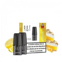 10x Cartouche DOT PRO Lemon Pie 2ML